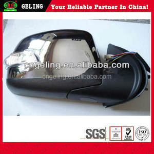 wholesale led light for car side mirror with chromel and electrical for isuzu dmax 2002-2005