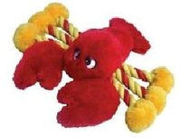 colossal plush lobster dog toy