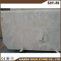top quality white onyx marble floor tile ,new design floor tile for indoor project