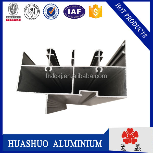 aluminum accessory to make aluminum sliding windows or aluminum roll up garage door