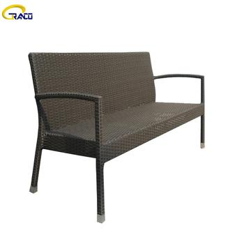 Outdoor garden yard wicker chair outdoor garden wicker chair durable wicker chair