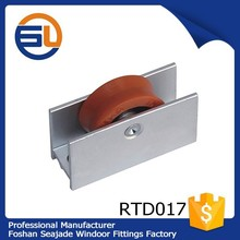 Aluminium sliding door roller parts car window roller blind RTD017