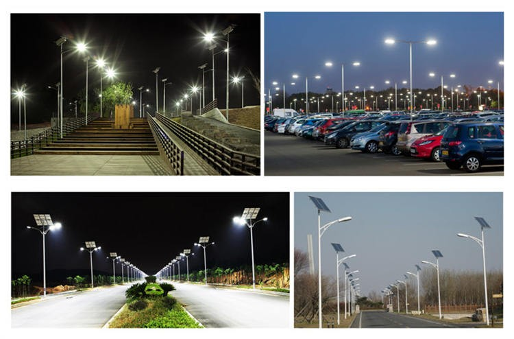 5 Years COB integrated led street light factory 120w 150w led street light housing