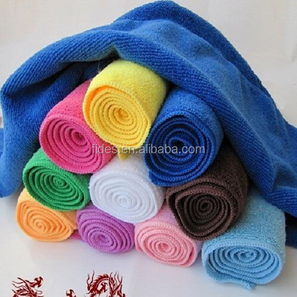 nano microfibre light weight emboss dog towelcar towel
