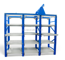 Metal Mold Heavy Duty Steel Storage Rack for Hardware Industrial and Warehouse