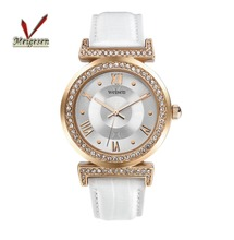 Women fashion hand women watch band women stainless steel watch