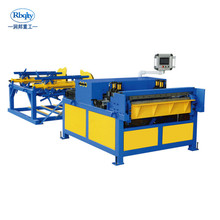pvc pipe production line wind pipe making machine production line III with factory price