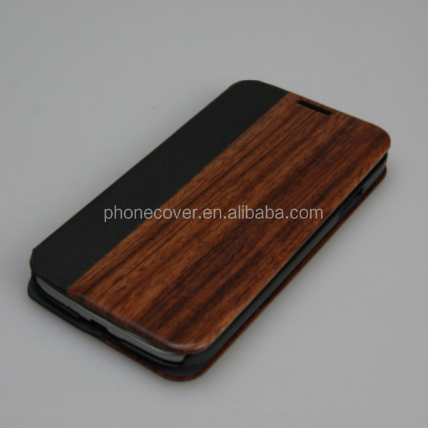 Fashion Bamboo Wood Back Protector Flip Hard Durable phone Case/Cover for samsung galaxy note 3