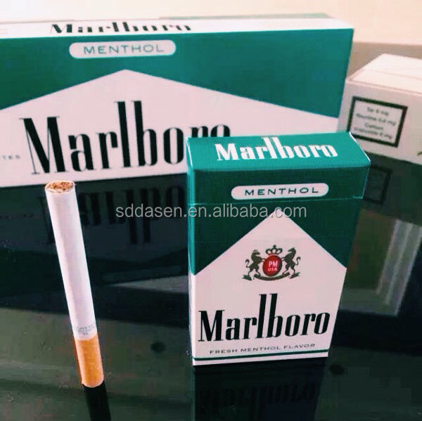 Best Price Paper Disposable Cigarette Box from Dasen