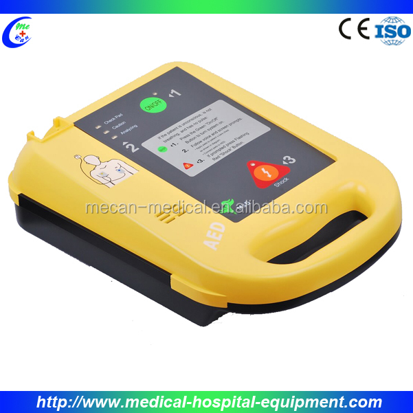 MCS-AED-T Portable Biphasic AED Autometed External Defibrillator