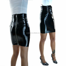 latest skirt design pictures sexy leather pvc skirt pictures of ladies suits designs