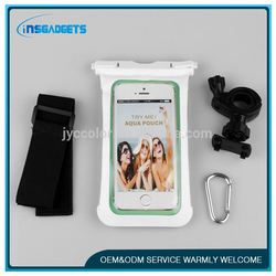 China manufacture high quality waterproof phone bag for cell phone ,cl021, Floating Waterproof case