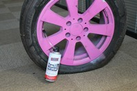 Puncture seal Instant Tire Repair