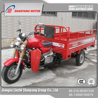 200cc new water cooled tricycle motorcycle/three wheeler/tuk tuk used LZSY cargo motorcycles