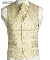 100% Polyester micro fiber woven vest for men