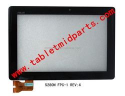 10.1inch Tablet PC Digitizer Touch Screen Panel Replacement part- 5280N FPC-1 REV:4
