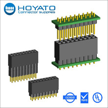 female to male 4 to 80 pins wire connector female pin header to pcb board