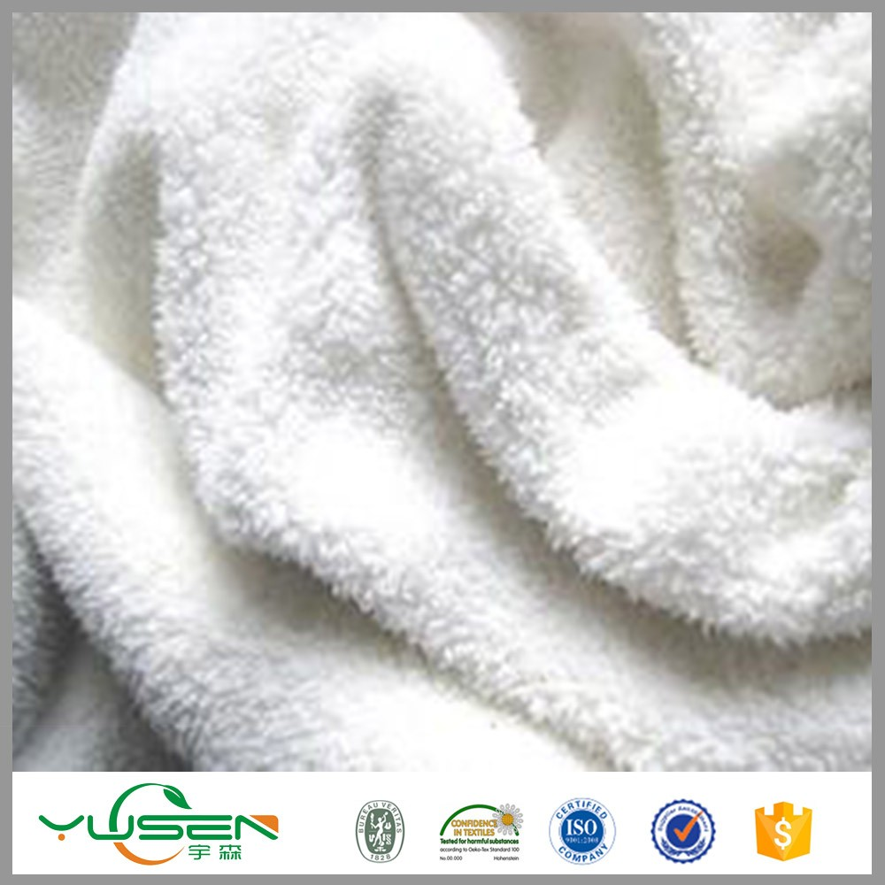 2016 China manufacturer Anti-Static Knitted Cheap Coral Polar Fleece Fabric for winter pajamas