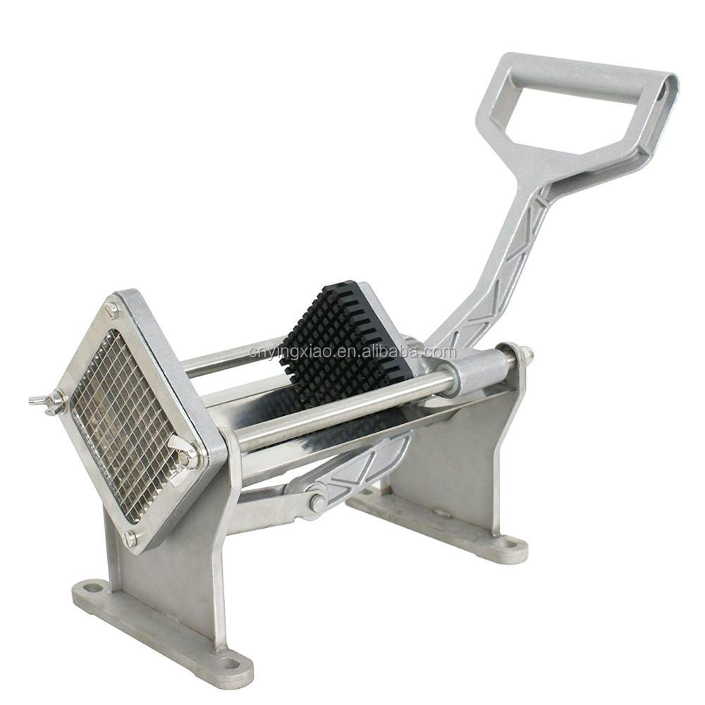 Stainless Steel Potato Fruit Vegetable Slicer French Fry Cutter