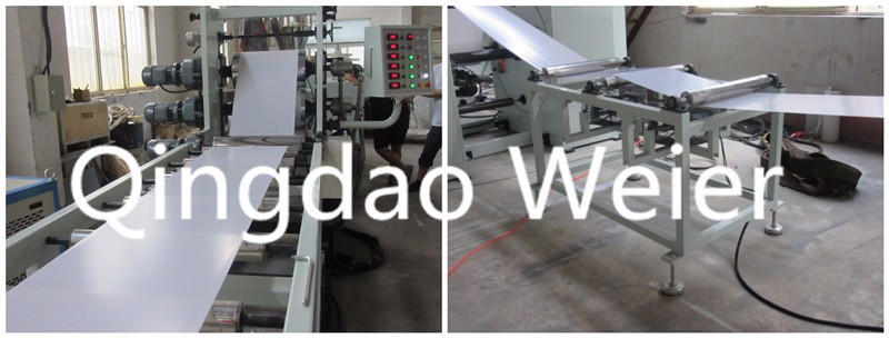 PVC Plastic Furniture Edge Banding extrusion Machine