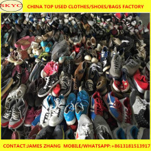 Wholesale cheap hot selling mixed wholesale used tennis shoes