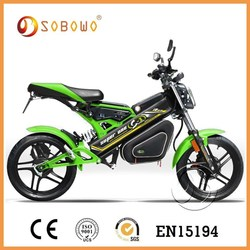 1500W wattage 48V 12ah electric motorbike with CE Rohs FCC DOT