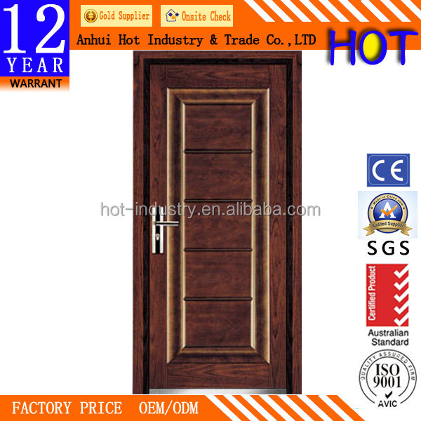 High Quality Steel Entry Doors High quality luxury stainless