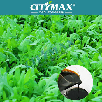 Humic Acid Liquid Fertilizer With High Organic Matter