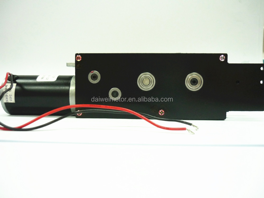 Best-selling&Highest Quality 24V DC Chain Wheel Worm Gear Window Motor From China JSX520 Series