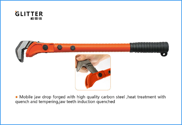 BTP11 Fast Pipe Wrench