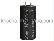 Weldable Ultracapacitor 2.7v 7f , Super capacitor/Supercapacitor/Ultra capacitor/Farad Capacitor