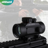 Cheap Price 1x30 Mini Size Tactical scopes red/green illuminated optics