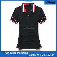 2016 Factory customized fashion polo shirts with embroidered from china