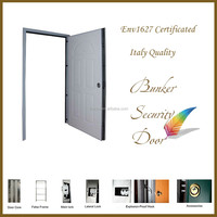 2015 latest design security door with white wood door panel make your home more comfortable