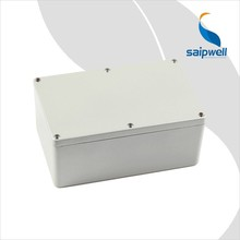SAIPWELL/SAIP Wholesale Customized IP65 Electrical Waterproof Aluminium Box for Electronic