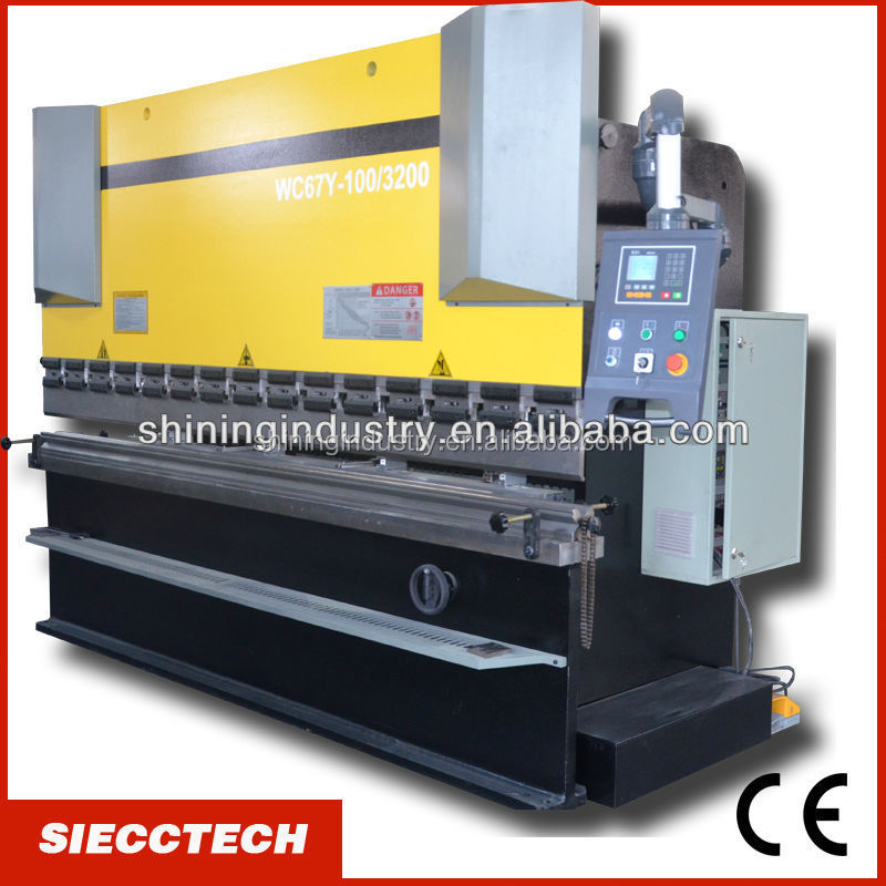 Best Selling products/ Press brake/ Bending machine/wc67y 300t/3200