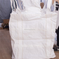 liner jumbo bag 1000kg bulk bag 1 ton jumbo bag with skirt
