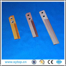 Tungsten copper electric contact pressure parts for High voltage breakers