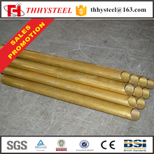 China manufacturer 20mm 30mm 40mm brass tube for radiators