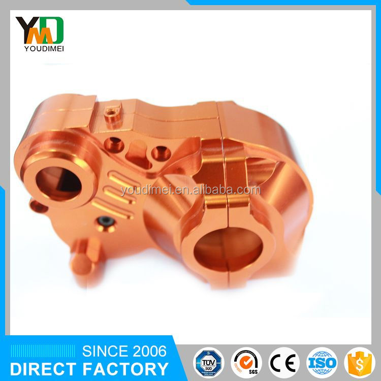 Customized OEM cnc turning aluminum car parts