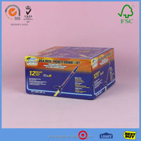 Heavy Duty Flexo Printing Paper Packing Carton With Personalized Design