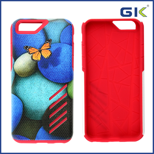 [GGIT] Mobile Phone TPU and PC Painting Case for Iphone 6
