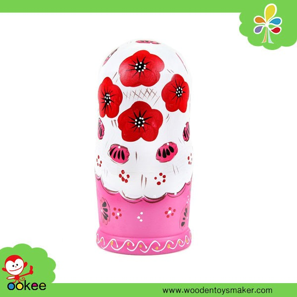 Welcome custom nesting doll russian matryoshka dolls wooden handicraft