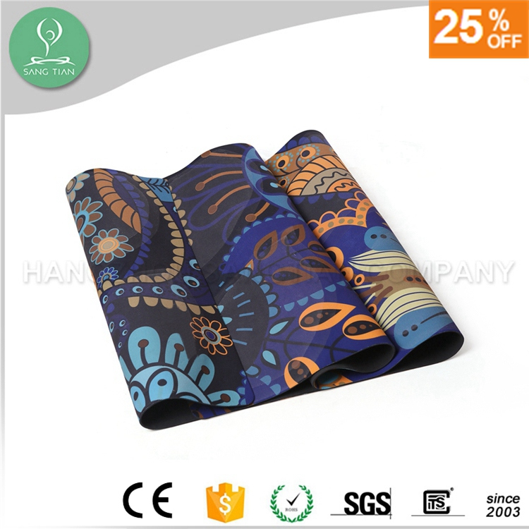 2017 best place to buy a order shop Foldable yoga mat eco friendly