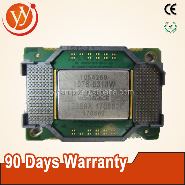 brand new projector dmd chip for DLP projectors of 1076-6329W