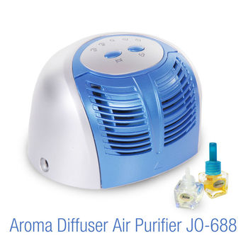 Portable 2-in-1 Double-Scent Air Purifier Hotel Room Deodorizer ...