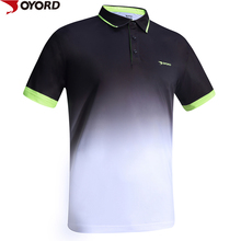 Wholesale mens Custom polyester Dry Fit Polo T-Shirt
