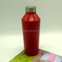 New Private Label wine bottle Wholesale Double Wall Insulated Growler Stainless Steel Water Vine Wine Canteen
