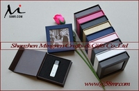 Wholesale Custom Empty Magnet USB Flash Drive Packaging Storage Gift Box