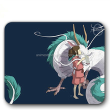Hot sale japanese cartoon spirited away fancy cheap printed Anime Mouse Pad